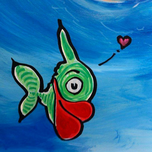 poisson tainos guadeloupe