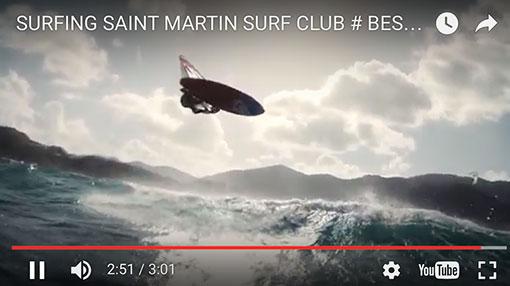 SXM SURF CLUB LAVOCAT TAINOS GUADELOUPE WINDSURF