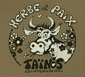 HERBE ET PAIX TAINOS GUADELOUPE LOVE ANIMAUX