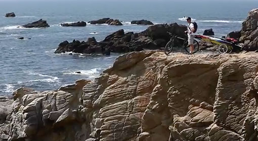 BIKE SURFTRIP TAINOS GUADELOUPE JUNG DENEL