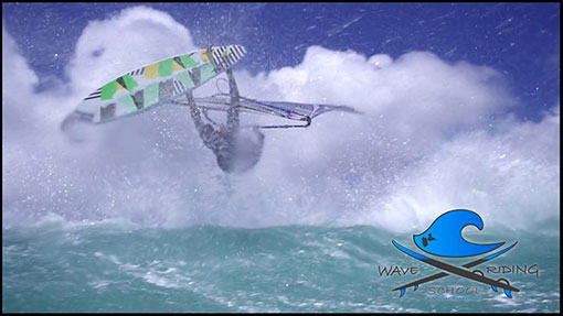 WAVE RIDING SCHOOL WINDSURF TAINOS GUADELOUPE