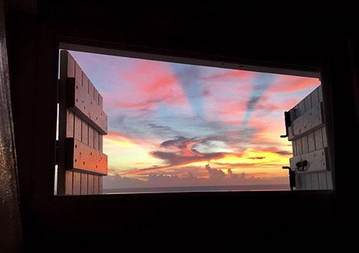 sunset vieux habitants mag boulogne tainos guadeloupe