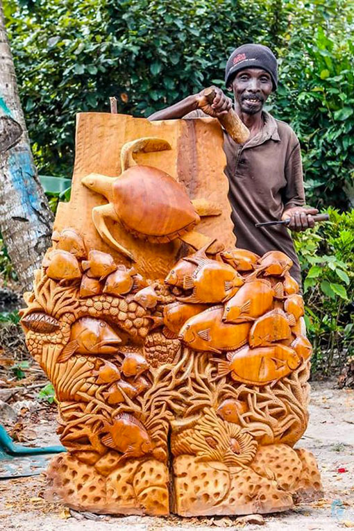 haiti art tainos guadeloupe