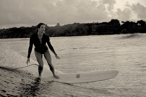margaux stauffner tainos guadeloupe surf
