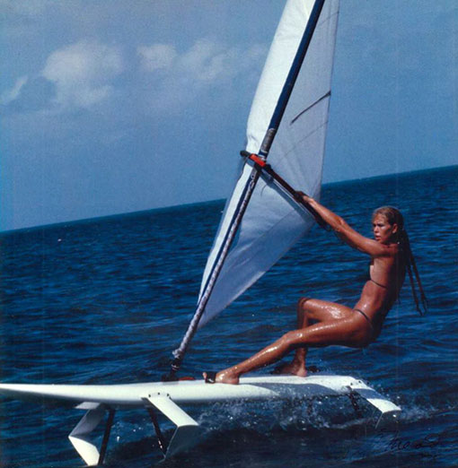 FOIL WINDSURF TAINOS GUADELOUPE