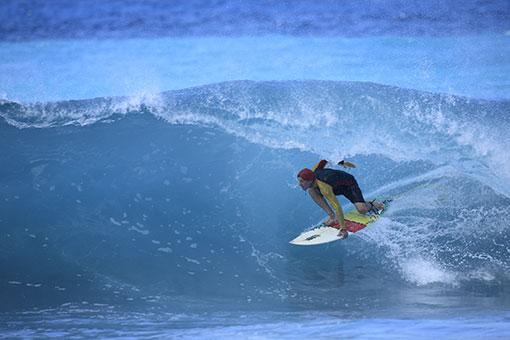 olivie lafleur tainos guadeloupe surf