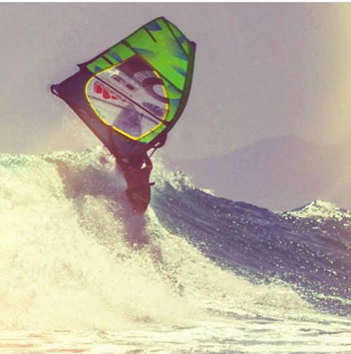 mateo levillain tainos guadeloupe windsurf wave riding school ste-anne