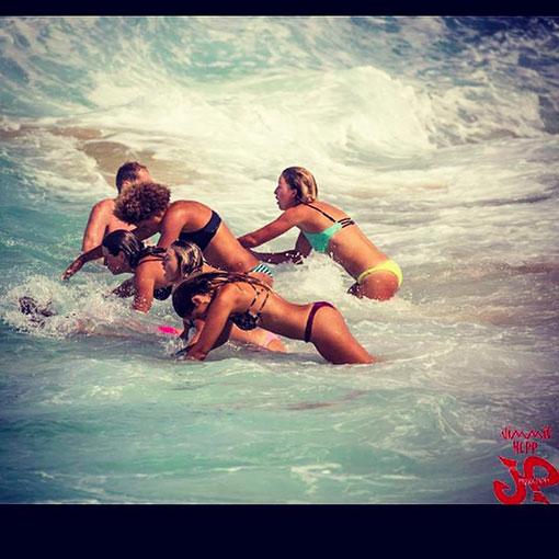 sarah quita windsurf tainos guadeloupe hawaii