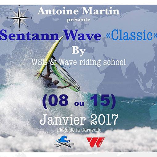 SENTANN WAVE CLASSIC 2017 TAINOS GUADELOUPE WINDSURF