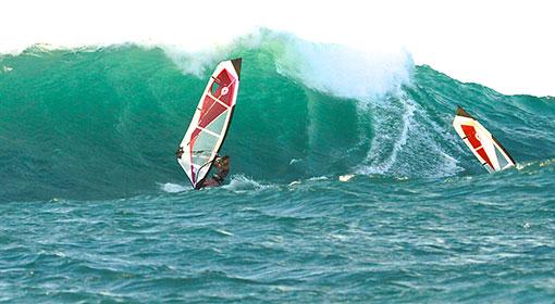 go fat session taïnos windsurf guadeloupe